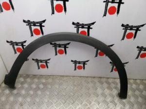 Nakladka-molding zadnego kolesa R Honda CIVIC 5D 74410SMGE01